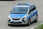 EF-LP 2636 - Opel Zafira Tourer - FuStW