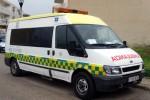 Alcúdia - Servicio Ambulancias Medicas Islas Baleares - KTW (a.D.)