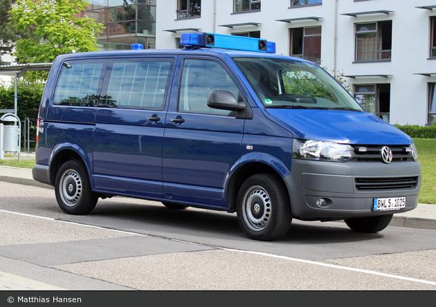 BWL5-1025 – VW T5 – GefKW Justiz