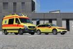 CH - Bern - Sanitätspolizei - RTW & NEF