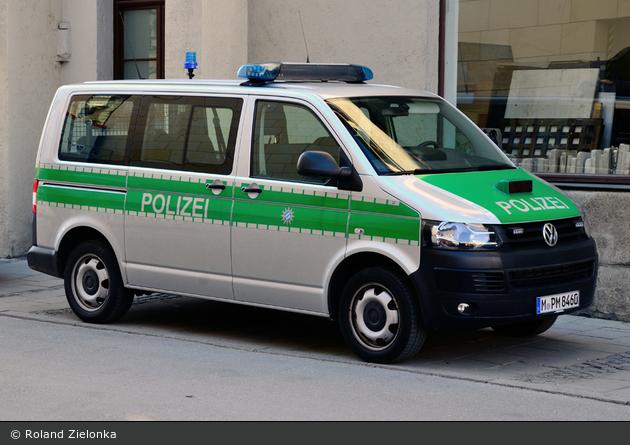 M-PM 8460 - VW T5 GP - FuStW