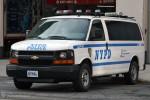 NYPD - Manhattan - Patrol Borough Manhattan North - HGruKW 8796