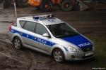 Piła - Policja - FuStW - U657