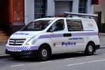 Brisbane - Queensland Police Service - Mobile Wache