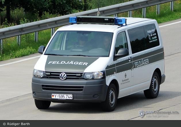 Burg - Feldjäger - FuStW