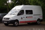 Reading - Royal Berkshire Fire and Rescue Service - Van