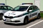Prešov - Polícia - FuStW