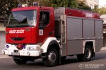 Budapest - Tűzoltóság - Óbuda - RW
