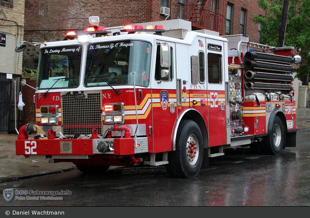 FDNY - Bronx - Engine 052 - TLF