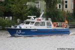 "WSP 13 - Polizei Berlin - ""Seeadler"""