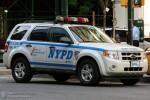NYPD - Manhattan - Traffic Enforcement District - FuStW 6904