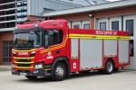 Hull - Humberside Fire & Rescue Service - RSU