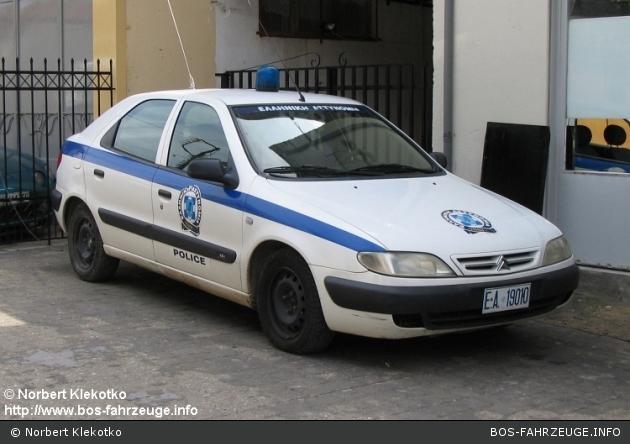 Agios Nikolaos - Police - FuStW