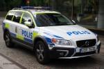 Malmö - Polis - FuStW - 1 61-2140