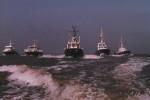 HB - Wasserschutzpolizei Bremerhaven - alte Polizeiboote (a.D.)
