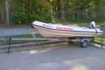 Durham - FD - Rescue Boat