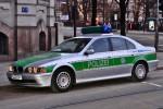 M-32109 - BMW 525d - FuStW - München