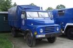 THW Aachen - Historisches Fahrzeug (ohne Funkkennung)