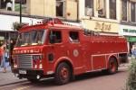Newcastle - Tyne & Wear Fire & Rescue Service - P (a.D.)