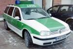 HRO-1030 - VW Golf Variant - FuStW (a.D.)
