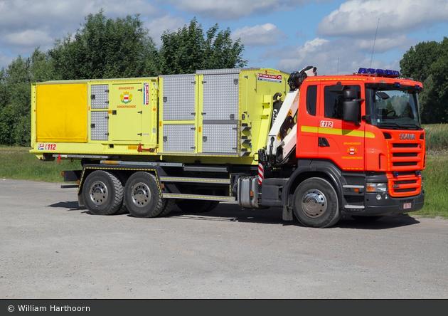 Dendermonde - Brandweer - WLF-K