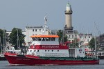 Florian Rostock - Feuerlöschboot Albrecht Wegener