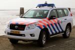 Schiermonnikoog - Politie - FuStW