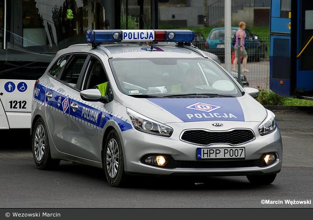 Piekary Śląskie - Policja - FuStW - P487