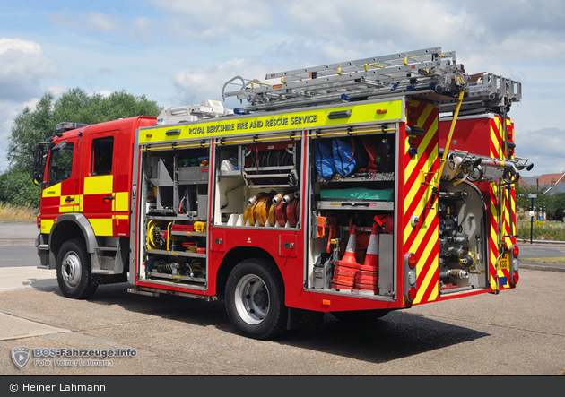 Maidenhead - Royal Berkshire Fire and Rescue Service - WrL
