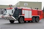 Rheine-Bentlage - Feuerwehr - FlKfz Mittel, Flugplatz
