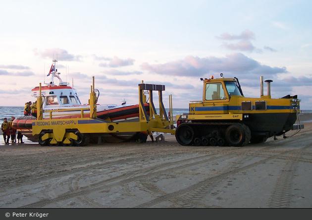 Egmond aan Zee - Koninklijke Nederlandse Redding Maatschappij - Bootschlepper (a.D.)