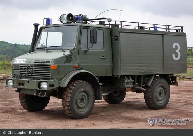 Baumholder - Feuerwehr - FlKfz 1000