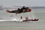NL - Vlissingen - Seenotrettungsübung