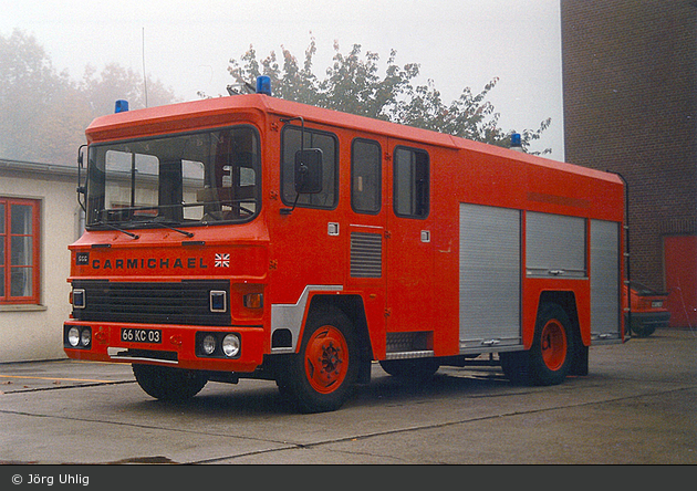 GB - Rheindahlen - Defence Fire & Rescue Service - WrT (a.D.)