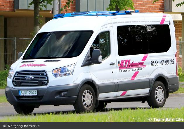Krankentransport KT Lehmann - KTW (B-KL 2024)
