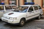 Jablonec nad Nisou - Městská Policie - FuStW - 1L0 2026 (a.D.)