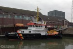 Wasser- und Schifffahrtsamt Cuxhaven - Tonnenleger SZS Baumrönne