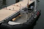 Polizei Eutin - Schlauchboot Schulenburg