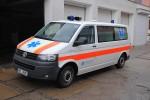 Jičín - Oblastní nemocnice - KTW
