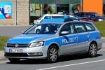 DEL-P 9061 - VW Passat Variant - FuStW