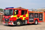 Metheringham - Lincolnshire Fire & Rescue - WrL/R