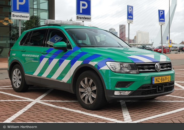 Rotterdam - Veiligheidsregio Rotterdam-Rijnmond - PKW - 17-9982