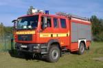 Blankenburg - Feuerwehr - FlKfz-Gebäude (Florian Bundeswehr 23)