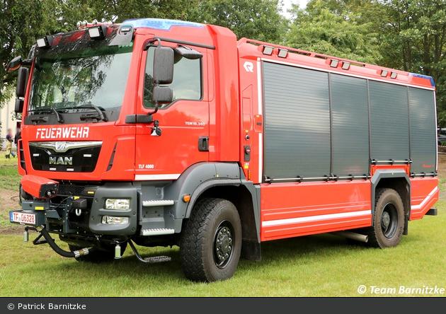 MAN TGM 18.340 - Rosenbauer - TLF 4000