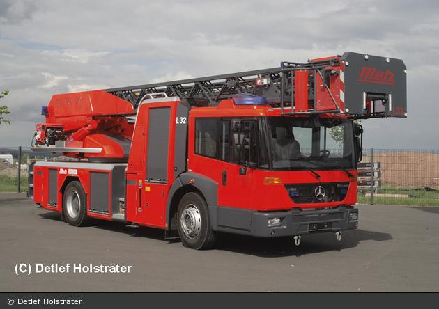 Mercedes-Benz Econic - Metz - DLK 23-12