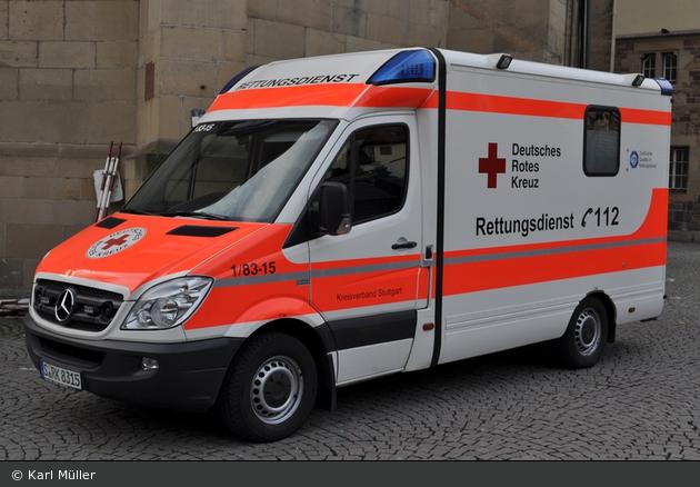 Rotkreuz Stuttgart 01/83-15