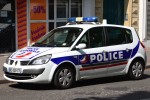 Paris - Police Nationale - CSI 75 - FuStW