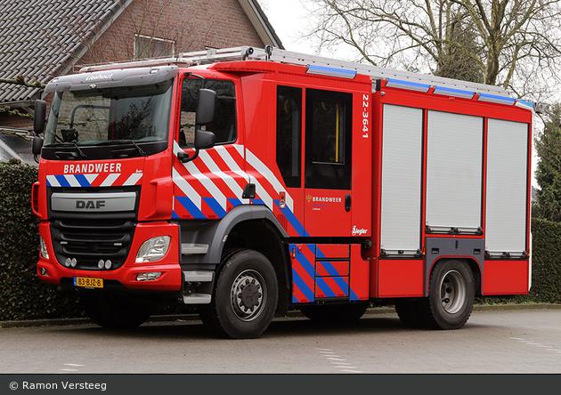 Laarbeek - Brandweer - HLF - 22-3641
