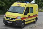 Berlaar - Rode Kruis Vlaanderen - RTW (a.D.)