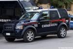 Palermo - Arma dei Carabinieri - SW